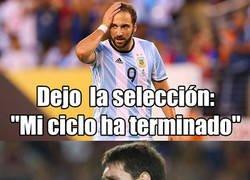 Enlace a La pregunta que se hace Messi y toda Argentina