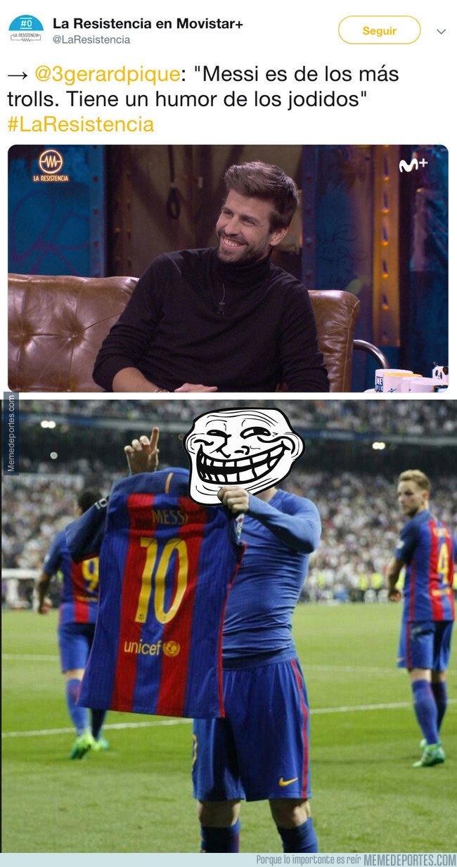 1069694 - La faceta oculta de Messi