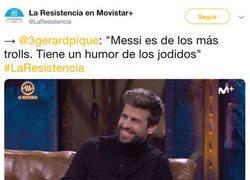 Enlace a La faceta oculta de Messi