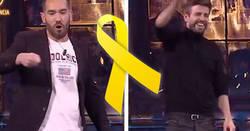 Enlace a La rajada del colaborador de la Resistencia a Piqué por los lazos amarillos
