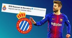 Enlace a Espanyol le contestó a Piqué presumiendo de 'otro patrimonio' y la verdad, pues...