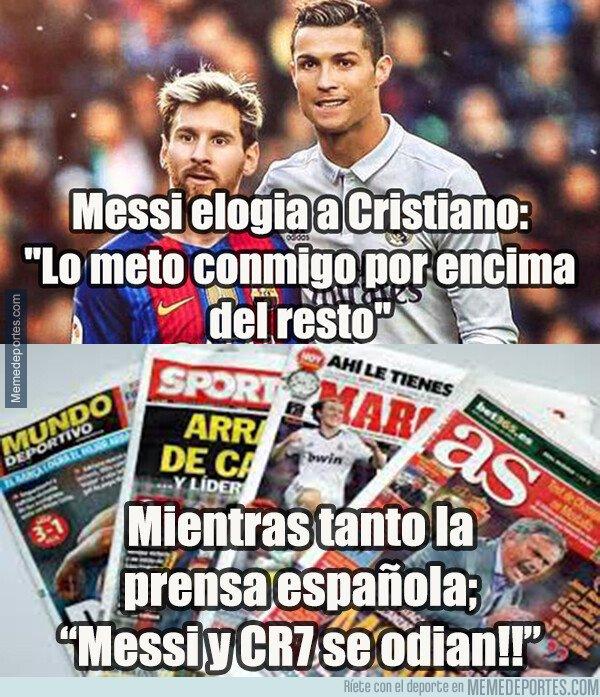 1069781 - Las palabras de Messi dejan retratados