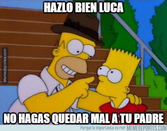 1069905 - Los Simpsons también predijeron que Zidane pondría de titular a su hijo