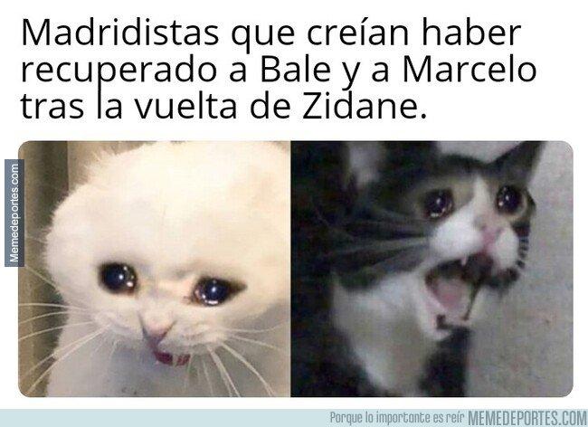 1069938 - Bale y Marcelo volvieron a decepcionar frente al Huesca