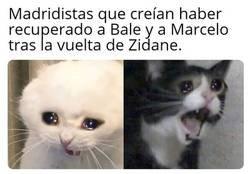 Enlace a Bale y Marcelo volvieron a decepcionar frente al Huesca