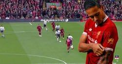 Enlace a Esta acción de Virgil Van Dijk solo ante 2 delanteros demuestra que es el mejor defensa del mundo actualmente
