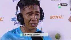 Enlace a En Argentina están todos emocionados con las palabras de Matías Zaracho tras ser campeón con Racing