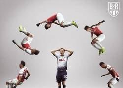 Enlace a El Arsenal le quita la tercera plaza al Tottenham, por @brfootball