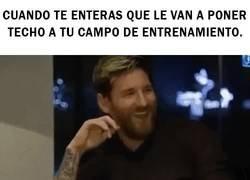 Enlace a Detallazo del Flo para Messi