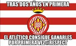 Enlace a El Atleti al fin pudo con el Girona