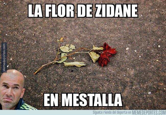 1070287 - La flor se marchitó en Valencia