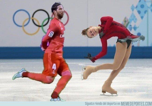 1070291 - Ramos se pasa al patinaje artístico, por @Torren__