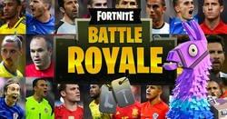 Enlace a Los 7 futbolistas más adictos al Fortnite
