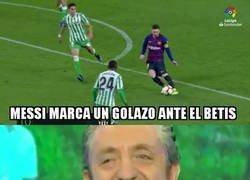 Enlace a Messi siempre tendrá quien le minusvalore