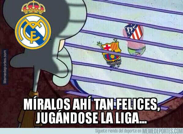 1070491 - El Madrid verá la pelea por la Liga desde la lejanía