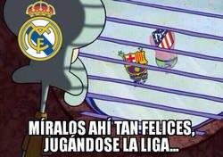 Enlace a El Madrid verá la pelea por la Liga desde la lejanía