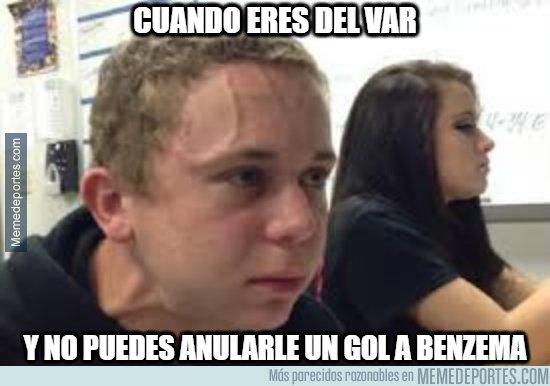 1070522 - No importa cuantos  goles anulen a Benzema, terminará marcando