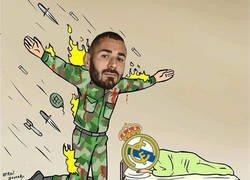 Enlace a Qué sería de este Madrid sin Benzema...