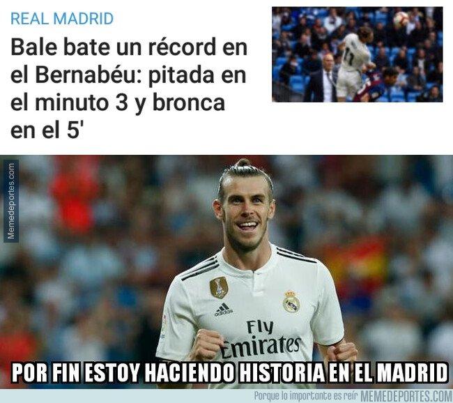 1070617 - Bale ya empieza a batir récords