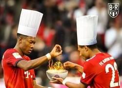 Enlace a El Bayern 'cocinó al Dortmund y ya tiene la Bundesliga lista para servir, por @brfootball