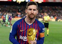 Enlace a El trofeo que realmente merece Messi
