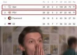 Enlace a Se pone de infarto la Eredivisie