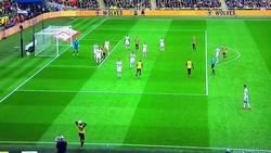 Enlace a Atención al golazo de Deulofeu en la FA Cup para la remontada de su equipo