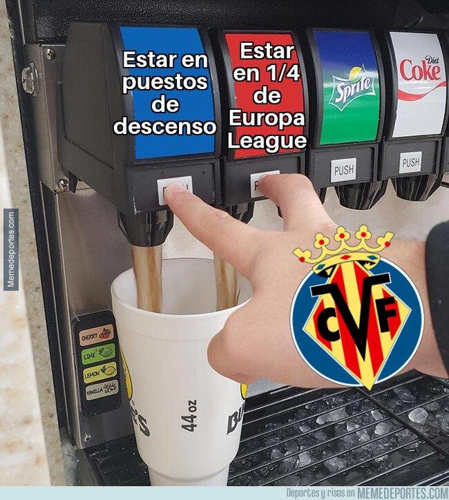 1070688 - Una temporada de altibajos para el Villarreal, ¡ánimo!