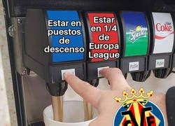 Enlace a Una temporada de altibajos para el Villarreal, ¡ánimo!