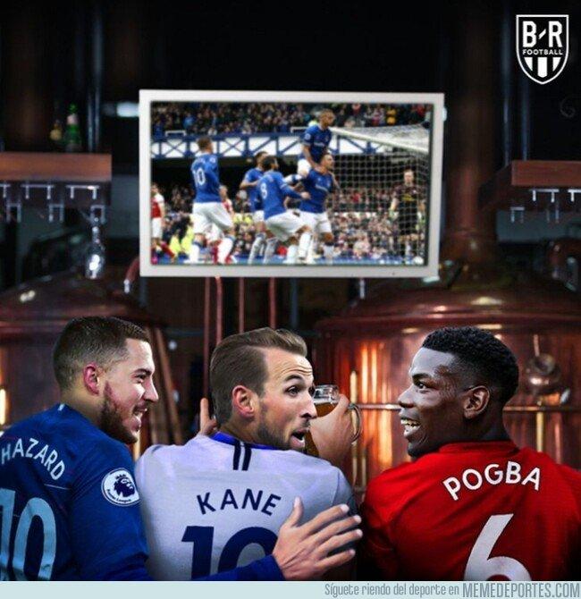 1070694 - Muchos se alegraron de la victoria del Everton ante el Arsenal, por @brfootball