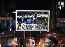 Enlace a Muchos se alegraron de la victoria del Everton ante el Arsenal, por @brfootball