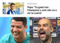 Enlace a Pepe es muy optimista con su Oporto