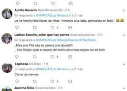 Enlace a Según Marca, Ramos y su mujer son expertos en arte. Gracias que tenemos los comentarios