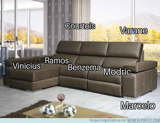 1070766 - Se filtra la alineación del Madrid para los cuartos de Champions