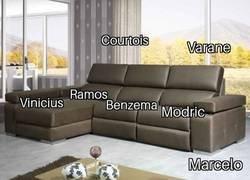 Enlace a Se filtra la alineación del Madrid para los cuartos de Champions