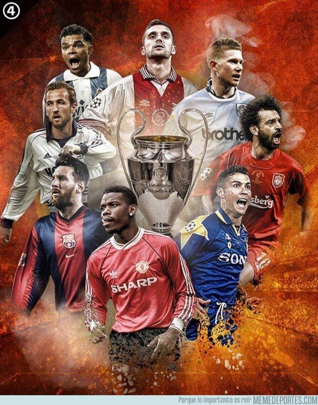 1070780 - La Champions, desde un punto de vista 'vintage', por @433