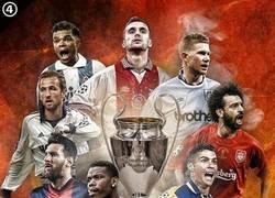 Enlace a La Champions, desde un punto de vista 'vintage', por @433
