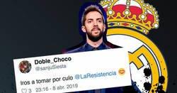 Enlace a La Resistencia se burla de este tuit del Real Madrid e internet se revoluciona