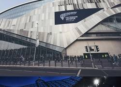 Enlace a La primera noche de Champions en la historia del Tottenham Stadium