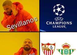 Enlace a En Sevilla, la Champions no es el principal aliciente deportivo de la semana