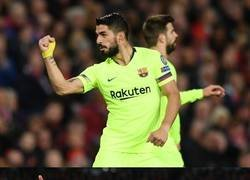 Enlace a Suárez es un viejo conocido en Old Trafford. Y no bien recibido