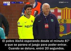 Enlace a Aleñá lo entiende muy bien; lo importante no es participar, sino reír.
