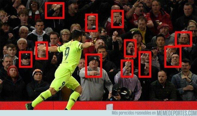 1071068 - Las amistades que hizo Suárez en Old Trafford