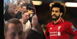 Enlace a El cántico mega-racista de fans del Chelsea a Salah avergüenza a Europa