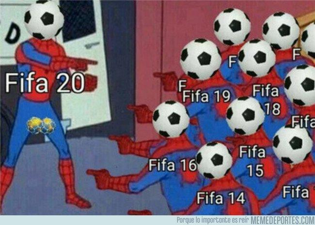 1071202 - Todos los FIFA son iguales