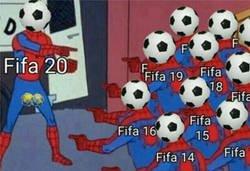 Enlace a Todos los FIFA son iguales