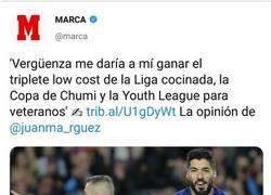 Enlace a Nuevo hito de MARCA: la Youth league para veteranos