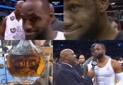 Enlace a La sonrisa de LeBron
