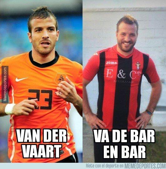 1071249 - Van der Vaart ha evolucionado