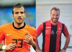 Enlace a Van der Vaart ha evolucionado